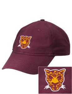 Grove City Christian School Jaguars  Embroidered New Era Adjustable Unstructured Cap
