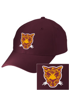 Grove City Christian School Jaguars Embroidered Low-Profile Cap