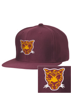 Grove City Christian School Jaguars Embroidered D-Series Cap