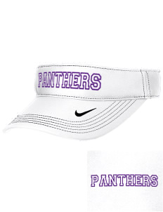 Wenatchee High School Panthers Embroidered Nike Golf Dri-Fit Swoosh Visor