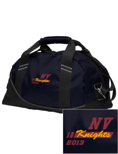 Naches Valley Middle School Knights Embroidered OGIO Half Dome Duffel