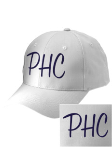 Pacific Harbor Christian School Mariners Embroidered Low-Profile Cap