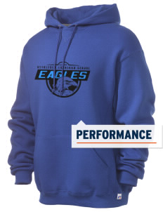 Bethlehem Lutheran School Eagles Russell Men's Dri-Power Hooded Sweatshirt