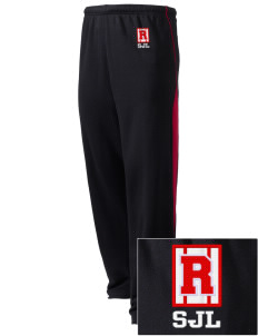 St. John's Lutheran School Rockets Embroidered Holloway Men's Pivot Warm Up Pants