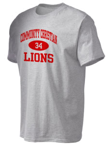 Community Christian School Lions Men's Essential T-Shirt