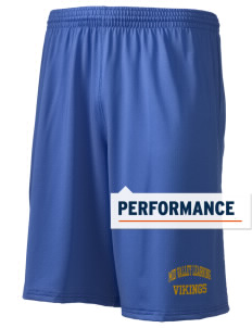 "Mid Valley Learning Center Vikings Holloway Men's Performance Shorts, 9"" Inseam"
