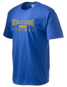 Mid Valley Learning Center Vikings Ultra Cotton T-Shirt