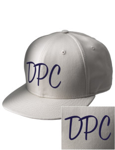 Dana Point Christian School Chargers  Embroidered New Era Flat Bill Snapback Cap