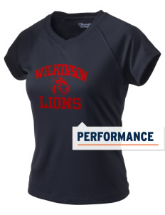 Wilkinson School Lions Champion Women's Wicking T-Shirt