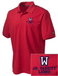 Wilkinson School Lions Embroidered OGIO Men's Caliber Polo