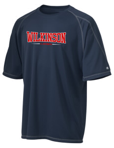 Wilkinson School Lions Champion Men's 4.1 oz Double Dry Odor Resistance T-Shirt