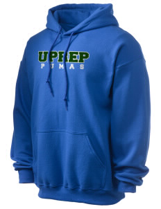 University Prep School Pumas Ultra Blend 50/50 Hooded Sweatshirt