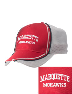 Marquette High School Mohawks  Embroidered Champion Athletic Cap