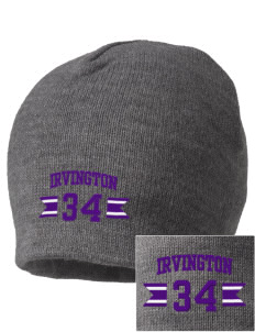 Irvington Elementary School Wildcats Embroidered Beanie