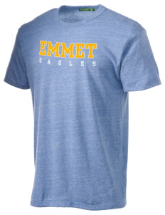 Emmet Schools Eagles Alternative Men's Eco Heather T-shirt
