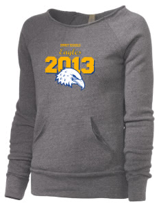 Emmet Schools Eagles Alternative Women's Maniac Sweatshirt