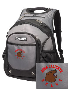 Agua Caliente Elementary School Bears Embroidered OGIO Fugitive Backpack