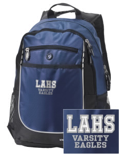 Los Altos High School Eagles Embroidered OGIO Carbon Backpack
