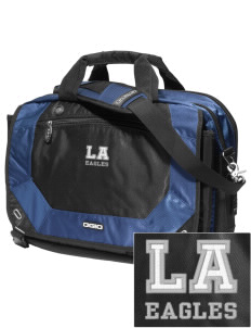 Los Altos High School Eagles Embroidered OGIO Corporate City Corp Messenger Bag