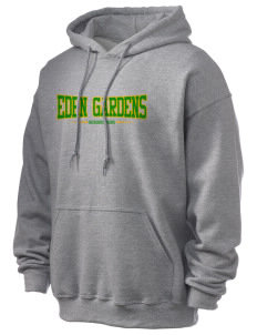 Eden Gardens Elementary School Roadrunners Ultra Blend 50/50 Hooded Sweatshirt