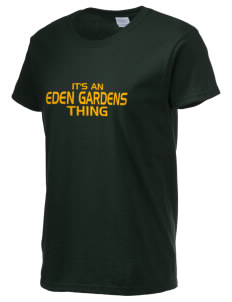Eden Gardens Elementary School Roadrunners Women's 6.1 oz Ultra Cotton T-Shirt