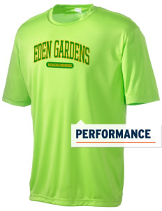 Eden Gardens Elementary School Roadrunners Men's Competitor Performance T-Shirt