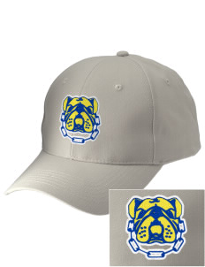 Anatola Elementx1y School Bulldogs Embroidered Low-Profile Cap