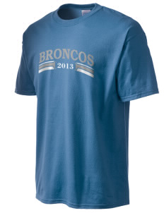 Barnard-White Middle School Broncos Men's Essential T-Shirt