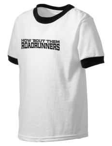 Marylin Avenue Elementary School Roadrunners Kid's Ringer T-Shirt