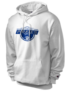 Guttenberg Elementary School Pirates Champion Men's Hooded Sweatshirt