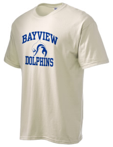 Bayview Elementary School Dolphins Ultra Cotton T-Shirt