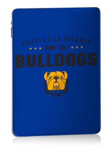 Bridgewater Grammar School Bulldogs Apple iPad Skin