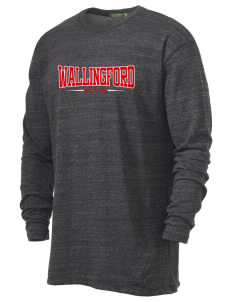 Wallingford Elementary School Wildcats Alternative Men's 4.4 oz. Long-Sleeve T-Shirt