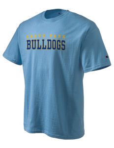 Grove Park Elementary School Bulldogs Champion Men's Tagless T-Shirt