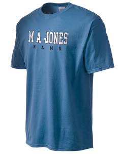 M A Jones Elementary School Rams Men's Essential T-Shirt