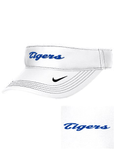 Hopewell Elementary School Tigers Embroidered Nike Golf Dri-Fit Swoosh Visor