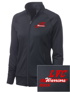 Long Valley Charter School Warriors Women's NRG Fitness Jacket