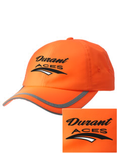 Durant Elementary School Aces  Embroidered Safety Cap