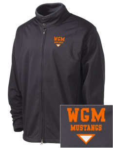 William G Mather Middle School Mustangs Embroidered OGIO Men's Outlaw Jacket
