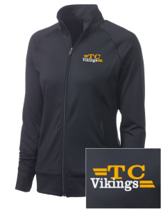 Taylor County Middle School Vikings Women's NRG Fitness Jacket