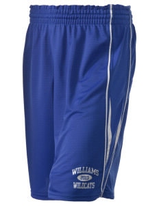 "Williams Elementary School Wildcats Holloway Women's Piketon Short, 8"" Inseam"