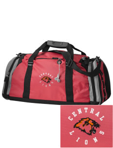 Central Elementary School Lions Embroidered OGIO All Terrain Duffel