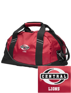 Central Elementary School Lions Embroidered OGIO Half Dome Duffel