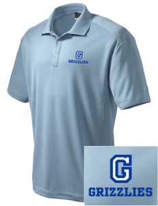 Glenwood Elementary School Grizzlies Embroidered Nike Men's Dri-Fit Classic Polo