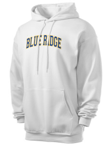 Blue Ridge Middle School Junior Jackets Men's 7.8 oz Lightweight Hooded Sweatshirt