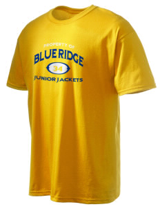 Blue Ridge Middle School Junior Jackets Ultra Cotton T-Shirt