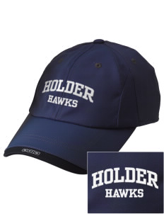 Holder Elementary School Hawks Embroidered OGIO X-Over Cap