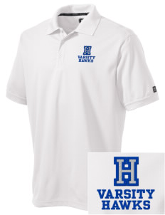 Holder Elementary School Hawks Embroidered OGIO Men's Caliber Polo
