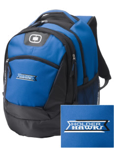 Holder Elementary School Hawks Embroidered OGIO Rogue Backpack