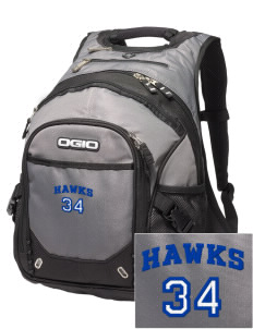 Holder Elementary School Hawks Embroidered OGIO Fugitive Backpack